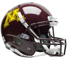 MINNESOTA GOLDEN GOPHERS SCHUTT XP NCAA FULL SIZE REPLICA FOOTBALL HELMET