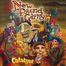Catalyst [Germany] by New Found Glory (CD, May-2004 Import) NEW