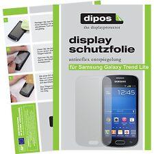 1x dipos Samsung Galaxy Trend Lite matt Displayschutzfolie Antireflex Testsieger
