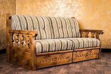Voglauer Anno Landhaus Schlafsofa Sofa Couch Schlaffunktion Bauernmöbel Massiv