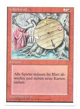 * * 1x Wheel of Fortune / Glucksrad x1 * * Revised / 4th Edition MTG German VLP