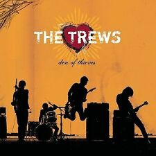 Den of Thieves The Trews MUSIC CD