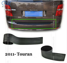 REAR BUMPER PROTECTOR TRIM COVER FIT FOR VW 2011 2012 2013 2014 VW TOURAN RUBBER