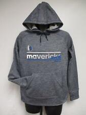 New Adidas Dallas Mavericks Adult Mens Size M Medium Gray Hoodie
