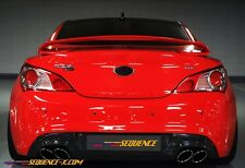 SEQUENCE SPEC-GT Rear Wing Spoiler for Hyundai Genesis Coupe 09-12