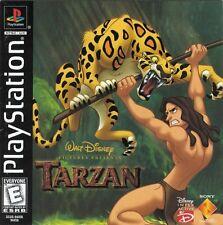 Tarzan - PS1 PS2 Playstation Game