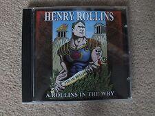 Henry Rollins - Rollins In The Wry A (2001) spoken word