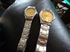 Geneva His and Her Watches - Nice!