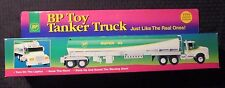 1994 BP Toy Tanker Truck MIB w/ Working Lights & Sounds