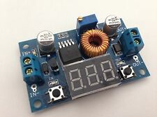 DC-DC Step Down 4V-38V-1.25V-36V 5A Power Voltmeter Adjustable Spannungswandler