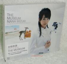 Japan Nana Mizuki THE MUSEUM Taiwan CD