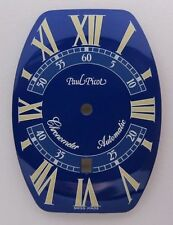 PAUL PICOT Firshire 3000 0751.S BLUE DIAL NOS