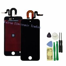 For iPod Touch 5 5G LCD Display Touch Glass Digitizer Screen replacement Black