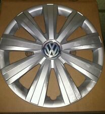 """VW hub cap 2011-2014 jetta wheel cover 5C0-601-147--QLV 15"""" inch NOW AVAILABLE"""