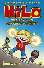 Hilo: The Boy Who Crashed to Earth (Hilo Book 1), Very Good Condition Book, Wini