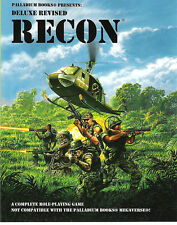 Deluxe Revised Recon - Vietnam era RPG - Palladium