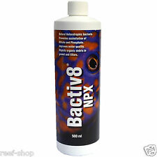 Two Little Fishies Bactiv8 NPX 500 ml 16 oz Nitrate Phosphate Reducing Bacteria