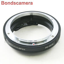 Macro EMF AF confirm Adapter For Canon FD lens to EOS EF mount 5D 6D 7D 60D 550D