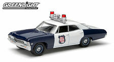 1:64 GreenLight *HOT PURSUIT R14* 1967 Chevrolet Biscayne WISCONSIN STATE PATROL