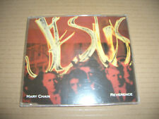 THE JESUS AND MARY CHAIN - REVERENCE - CD SINGLE IN A JEWEL CASE