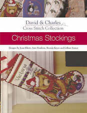 Christmas Stockings (Cross Stitch Collection),,New Book mon0000009960