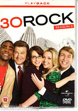30 Rock - Season 2  Complete (triple DVD set 2009)