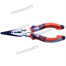 MAILI Germany Multi-Tool Pliers Stainless Steel Nipper Pliers Long-Nose Pliers