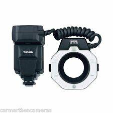Sigma EM-140 DG NA-ITTL Macro ring Flash For Nikon SLR Cameras