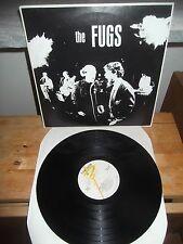 """FUGS """"The Fugs II"""" LP BASE REC. ITA"""