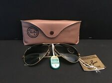 Ray Ban Bausch & Lomb Modèle 62/14 Made In USA Collector Etat Neuf