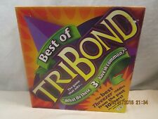 Tri Bond Board Game The Best Of Riddles from the Past Patch Products ages 12+