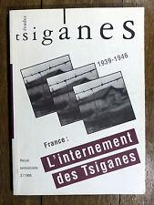ÉTUDES TSIGANES - 1995 - France : L'internement des Tsiganes, 1939-1946