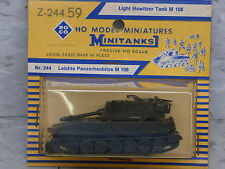Roco / Herpa Minitanks (NEW) Modern US M-108 Self Propelled Howitzer Lot #587