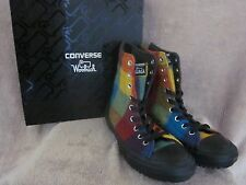 CONVERSE All Star Chuck Taylor High Rise Yellow Bird Womens 8 Boots Shoes NWB