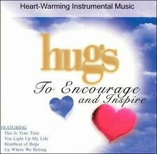 Various Artists Here to Him Music: Hugs to Encourage and Inspire CD,