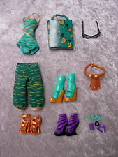 MONSTER HIGH CLEO DE NILE SHOES MAKE THE MONSTER OUTFIT FASHION ONLY  NEW