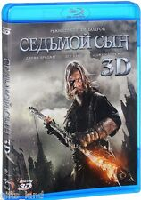 Seventh Son Blu-ray 3D English,Russian,Spanish,Portuguese,Czech,Hungarian,Turkis