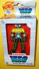 KOTETSU JEEG ROBOT MINI METAL 12CM HIGH DREAM HL-Pro Marmit NAGAI MINT SEALEDbox