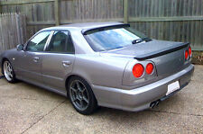 ACE Origin Roof Spoiler Wing Lip For Nissan Skyline R34 Only 4 Doors FRP Craft