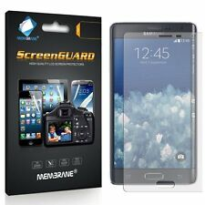 3 ANTI GLARE, MATTE Brand Screen Protectors Protect For Samsung Galaxy Note Edge