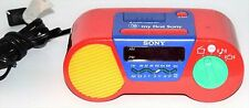 My First Sony Vintage AM FM Alarm Clock Radio ICF-C6000 Electric