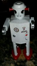 BriKeys WHITE SUPRISE ATOMIC ROBOT MAN Tin Age Collect Osaka~Cosmic Artifacts