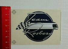 Aufkleber/Sticker: Team Rosberg Keke - Motorsport (22031668)