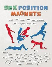 Sex Position Magnets : Create and Name Your Own Positions for Naughty Fridge...