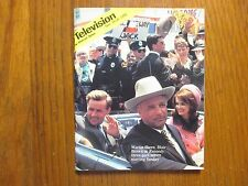 Nov 20-1983 Detroit News Television Mag(JOHN F. KENNEDY/MARTIN SHEEN/BLAIR BROWN
