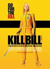 Kill Bill V.1 Movie Poster #01 11inx17in mini poster