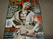 NEW! VOGUE HELLAS GREECE April 2012 # 146 + Bonus CASA VOGUE GREEK