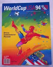 Orig.Complete PRG     World Cup USA 1994  -  200 pages  !!  VERY RARE