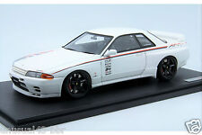 "1/18th Ignition Model Nismo R32 GTR Crystal White Limited Edition ""Omori"""