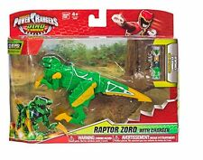 Power Rangers Dino Charge - Raptor Zord with Charger